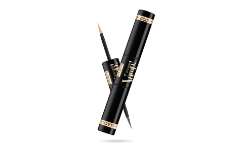 Party On Vamp Duo Eyeliner Black & Gold