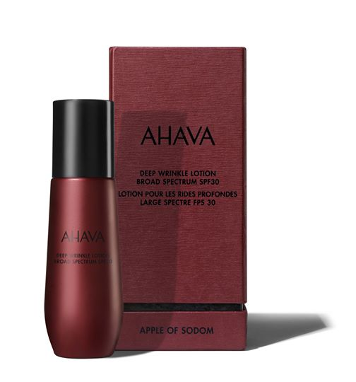 AHAVA Apple Of Sodom: Deep Wrinkle Lotion SPF 30