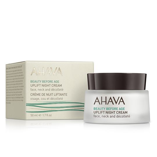 AHAVA Beauty before age: Uplift Night Cream