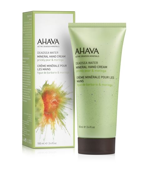 AHAVA Color Collection Mineral Hand Cream - Prickly Pear & Moringa