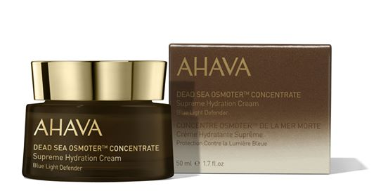 AHAVA DSOC Osmoter™ Supreme Hydrating Cream, blue light defender