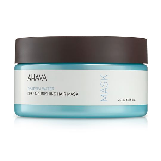 AHAVA Deadsea water Deep Nourishing Hair Mask