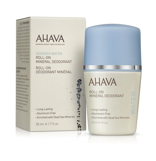 AHAVA Deadsea water Roll-on Mineral Deo