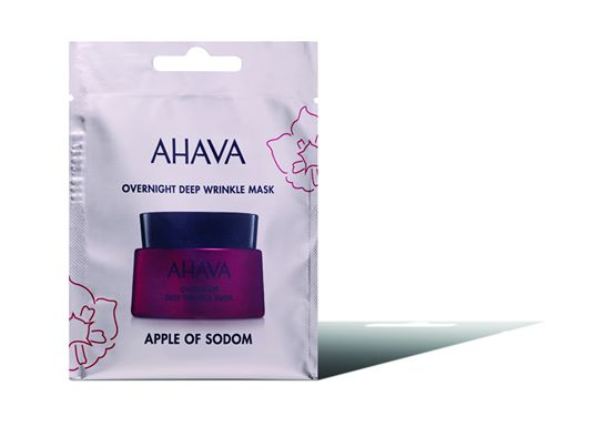 AHAVA Overnight Deep Wrinkle Mask - Single Use