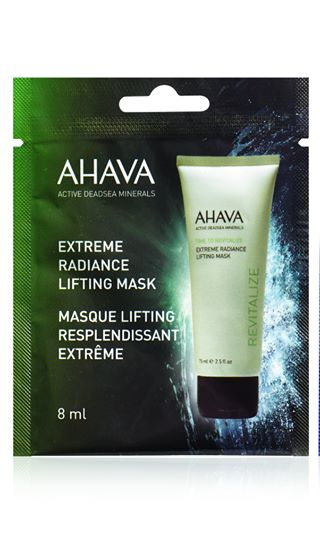 AHAVA Extreme Radiance Lifting Mask - Single Use