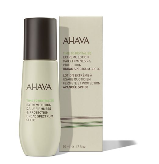 AHAVA Time to revitalize Extreme Lotion SPF 30