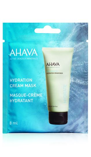 AHAVA Hydration Cream Mask - Single Use