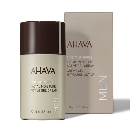 AHAVA MEN Facial Moisture Active Gel Cream