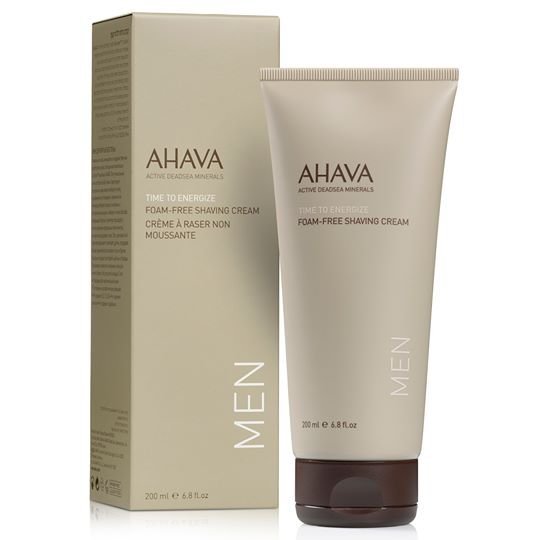 AHAVA MEN Foam-Free Shaving Cream