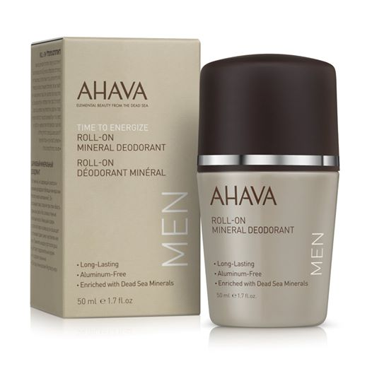 AHAVA MEN Roll-on Mineral Deo