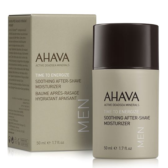 AHAVA MEN Soothing After-Shave Moisturizer