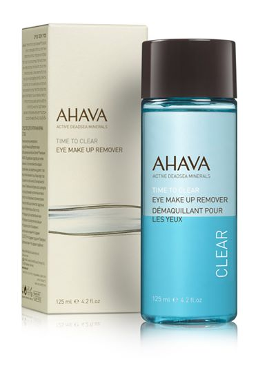 AHAVA Time to clear Eye Make-Up Remover