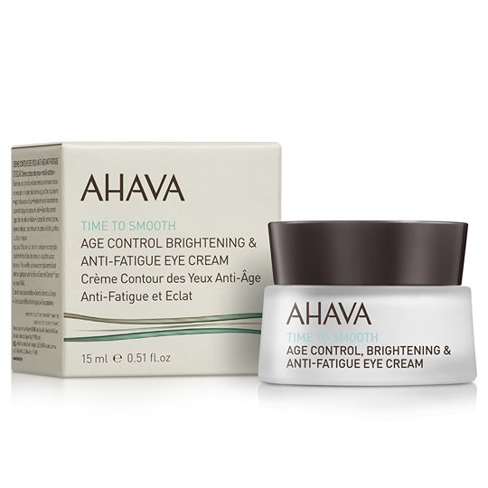 AHAVA Time to smooth Age Control Brightening & Anti-Fatigue Eye-Cream