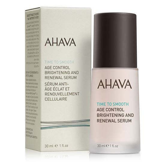 AHAVA Time to smooth Age Control Brightening en Renewal Serum