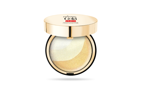 Party On Extreme Gold Highlighter Golden Rainbow