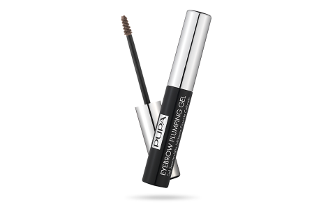 Eyebrow Plumping Gel 03 Dark Brown.
