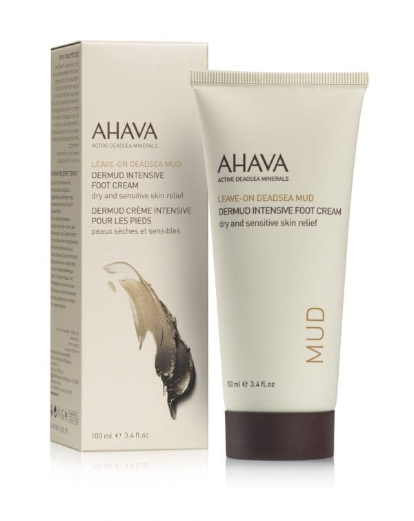 AHAVA Dermud Intensive Foot Cream