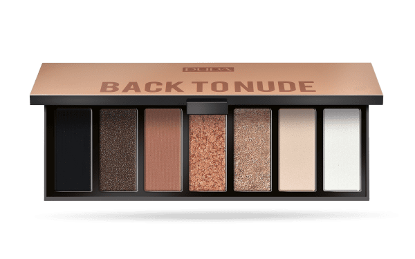 Make-up Stories Eyeshadow palette Back to nude Limited Edition