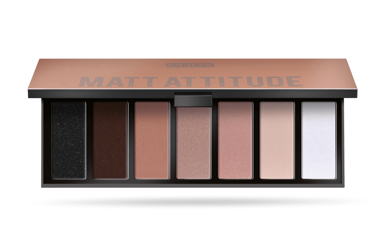 Make-up Stories Eyeshadow palette Matt Attitude Limited Edition