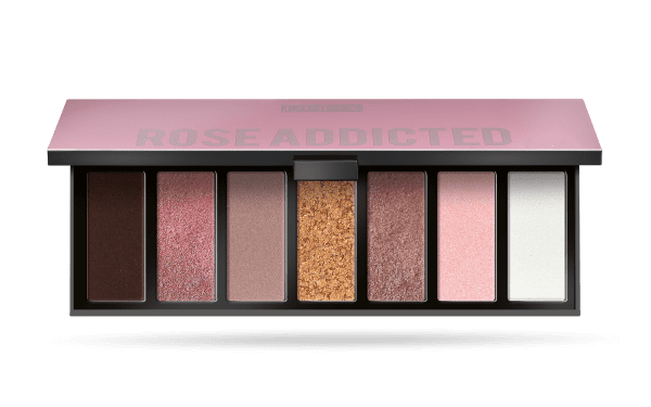 Make-up Stories Eyeshadow palette Rose Addicted Limited Edition
