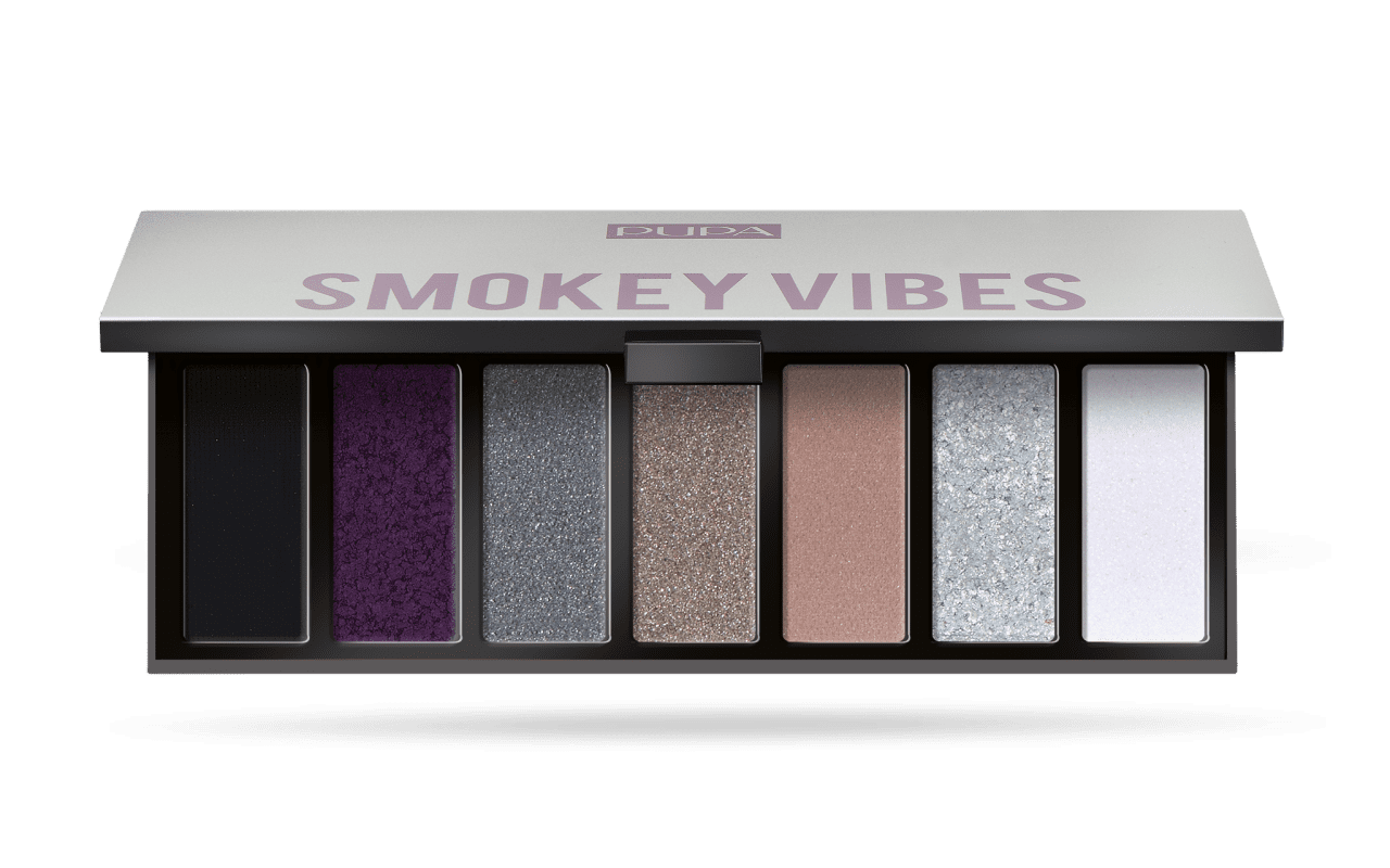 Make-up Stories Eyeshadow palette Smokey Vibes Limited Edition