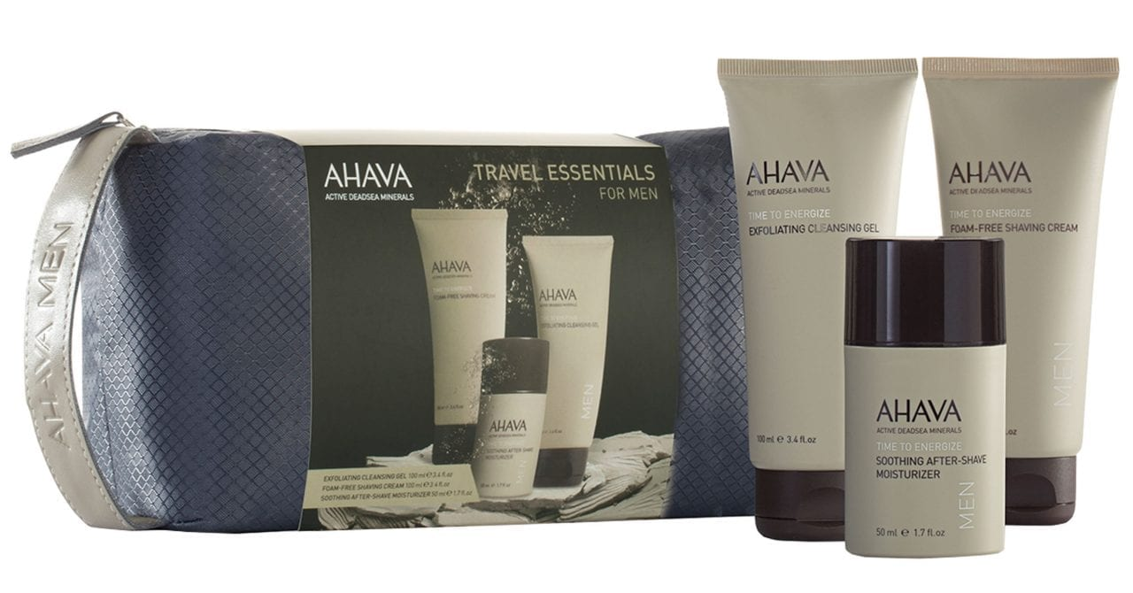 AHAVA MEN Gift kit for Men
