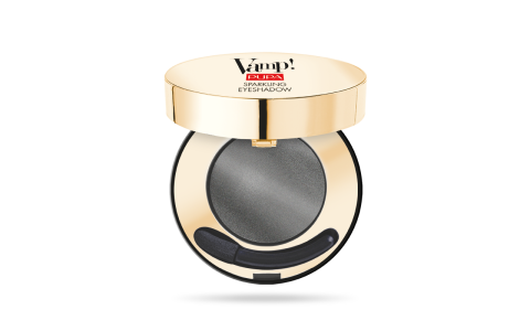 Party On Vamp Sparkling Eyeshadow Luxery Black 002