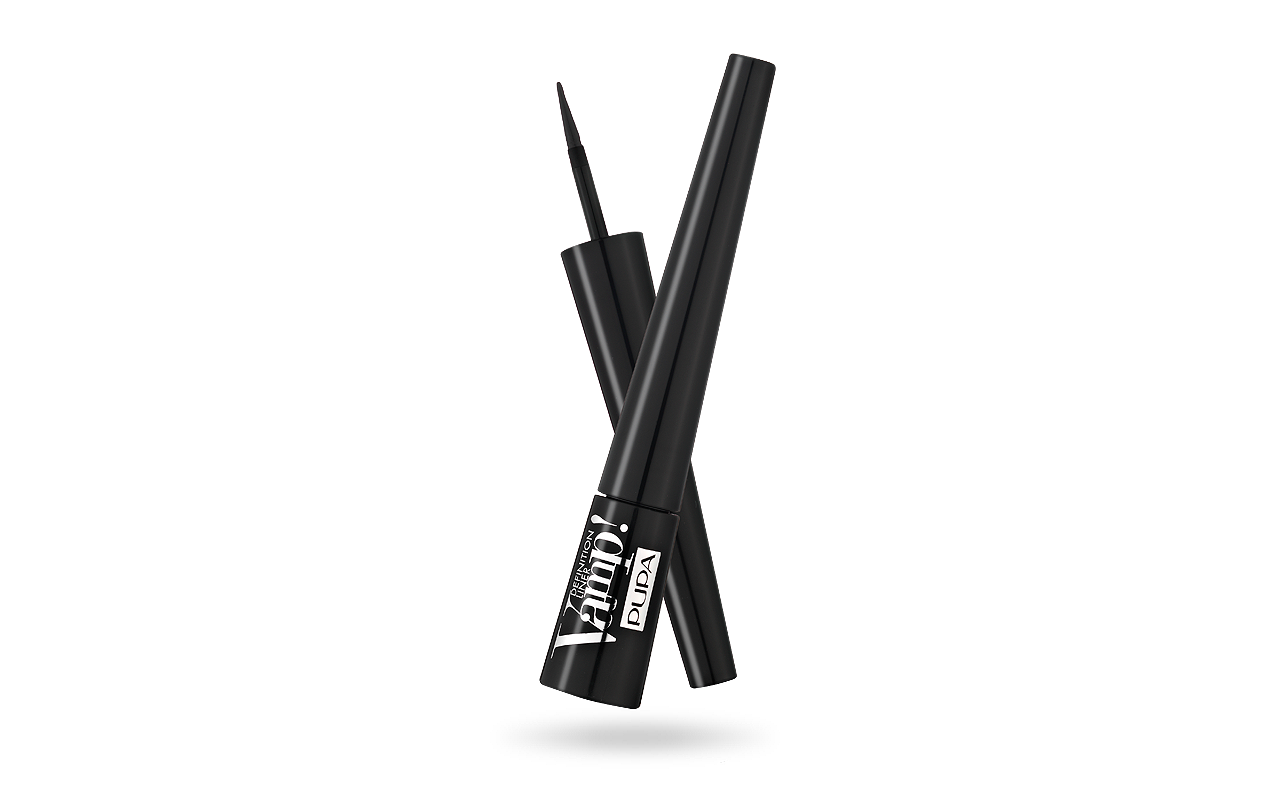 Vamp Definition Eyeliner Waterproof Glossy Black