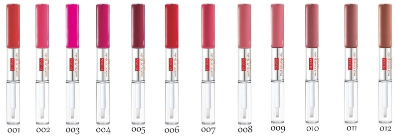 Made to last Lip Duo Hot Coral 001