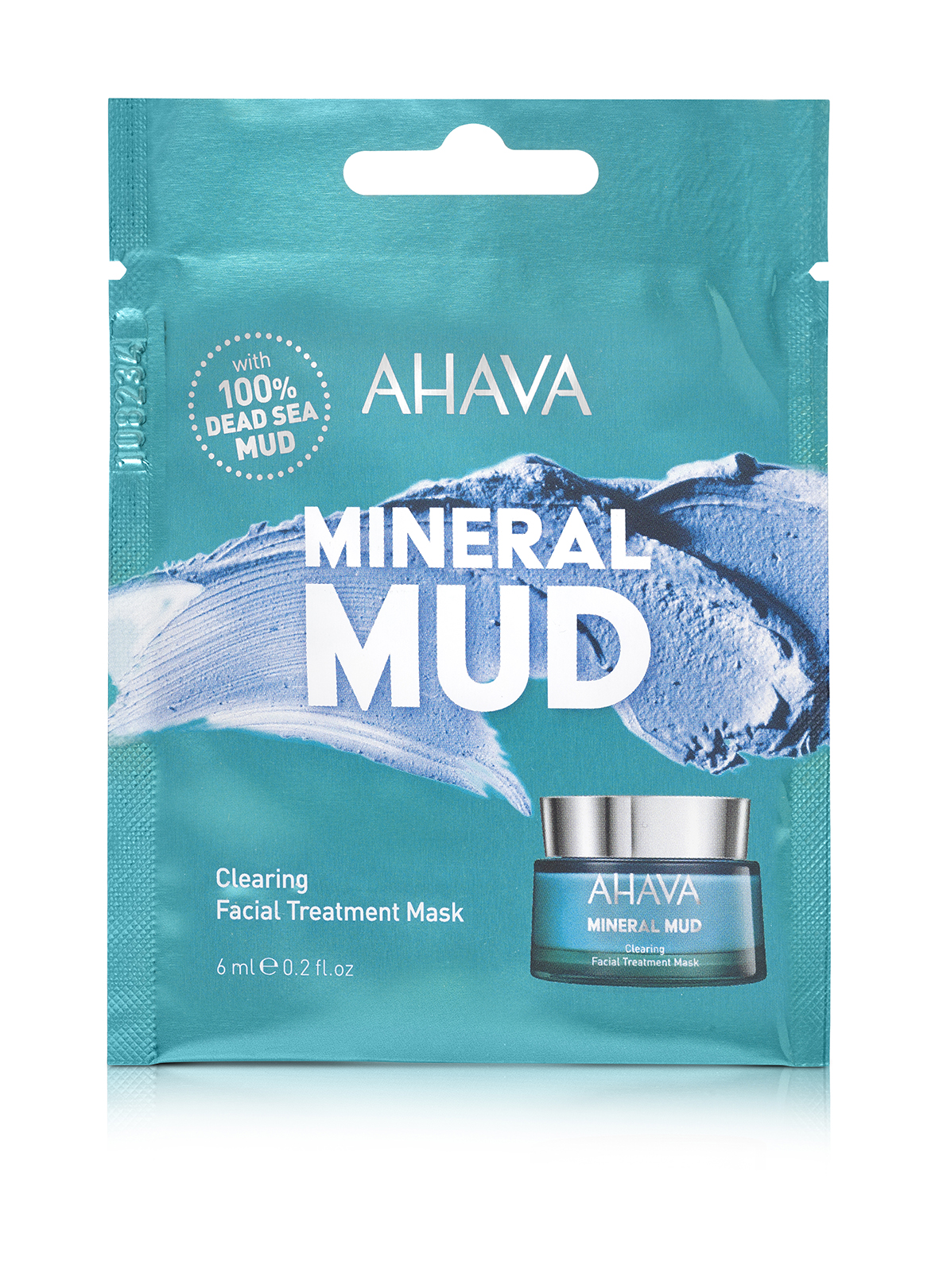 AHAVA Clearing Mask - Single Use