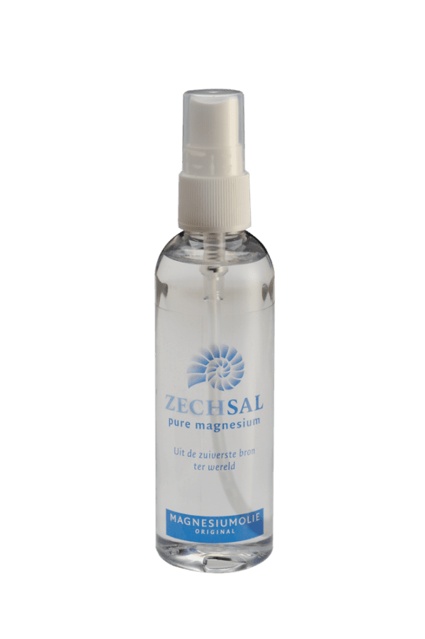 Zechsal Magnesium olie 100 ml in handige sprayflacon